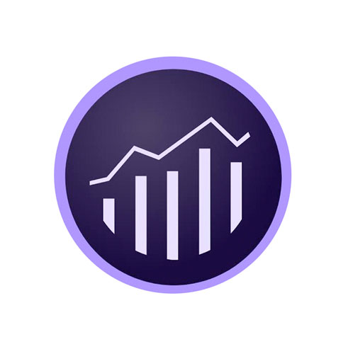 ícone adobe analytics