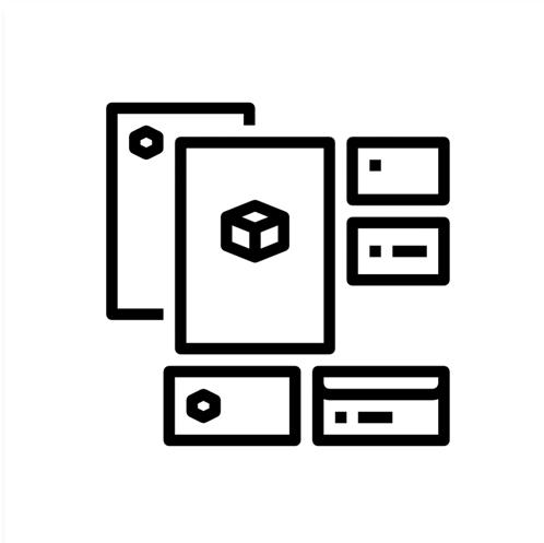 ícone mídia programática