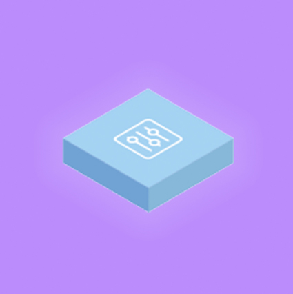 ícone bate papo integrado domo